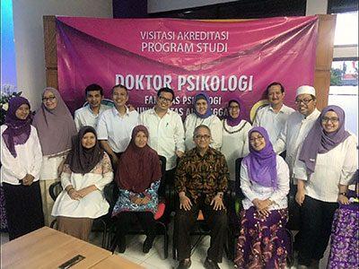 Hasil Penilaian Akreditasi Prodi Doktor Psikologi UNAIR