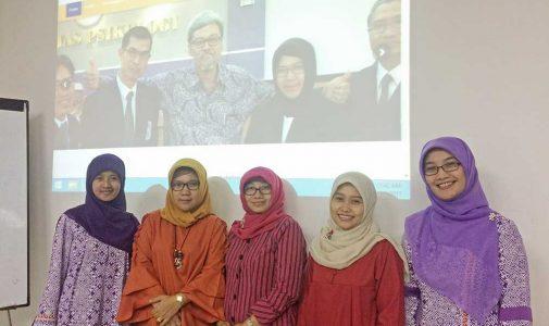 Audit AIMS 2017 Prodi Doktor Psikologi