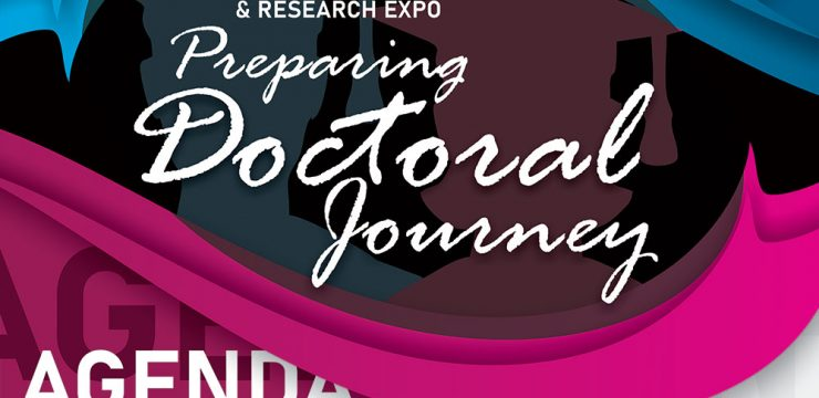 Open House, Talkshow, Workshop, & Research Expo: Preparing Doctoral Journey